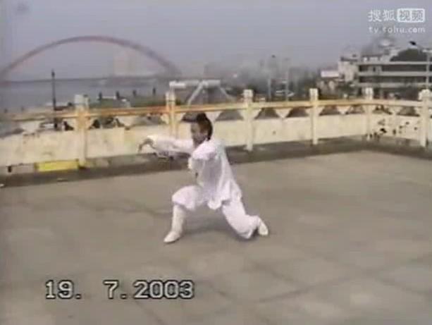 玄武拳 表演:陈师行