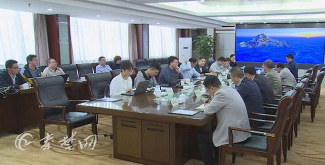 上海同济城市设计研究专家组深入武当山调研