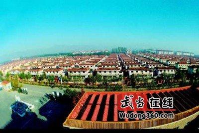 产业兴村京郊第一村--北京韩村河村