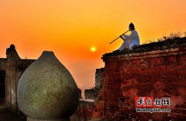 第三届中国武当国际摄影大展(武当山人文):道律