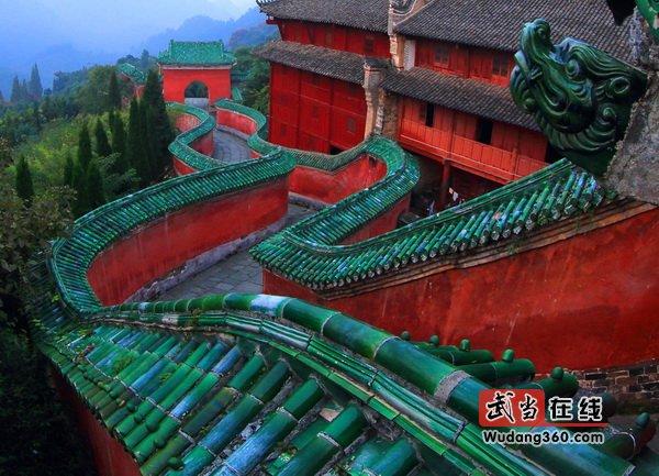 第三届中国武当国际摄影大展(武当风光):九曲太子回头