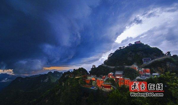 第三届中国武当国际摄影大展(武当风光):风云会