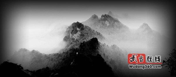 第三届中国武当国际摄影大展(武当山风光):神脉