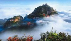 湖北旅游景区形象指数年度排行榜发布 武当山景区居前三甲