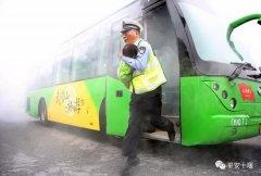 【最美警察候选人】陈敬军――让人们远离交通事故