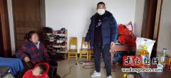 """武当山特区武术局组织帮扶干部""""送温暖"""""""