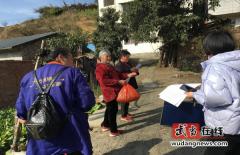 武当山老营宫村开展防诈骗宣传